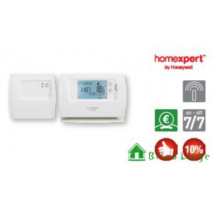 Thermostat digital programmable par fréquence radio - HONEYWELL THR872